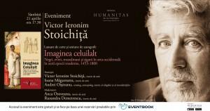 """Eveniment Victor Ieronim Stoichiță: lansare """"Imaginea celuilalt"""""""