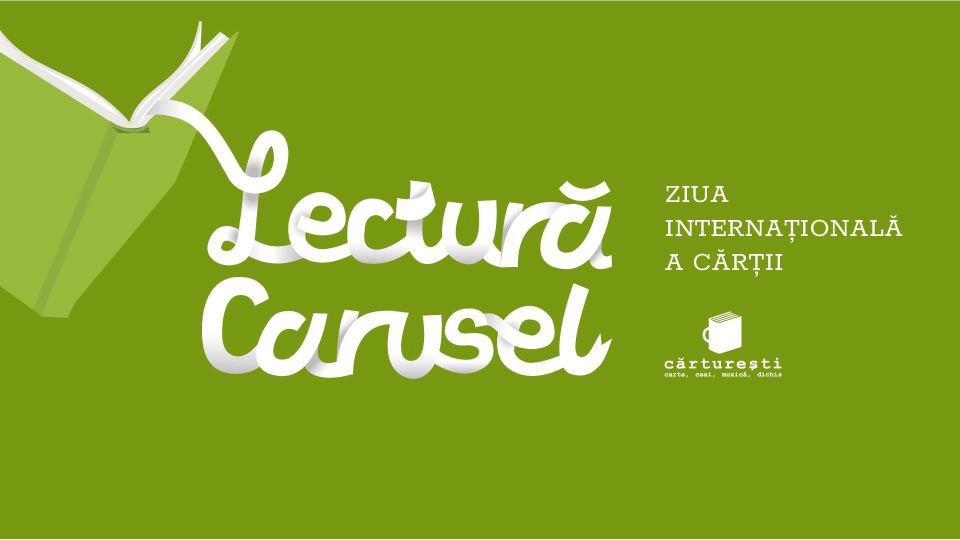 Lectură-Carusel de Ziua Cărții