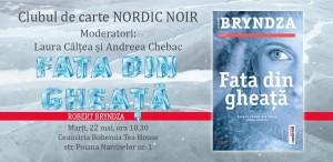 """Clubul de carte Nordic Noir: """"Fata din gheață"""" de Robert Bryndza"""