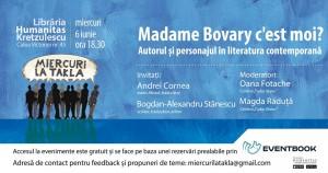 Miercuri la Takla | Madame Bovary c'est moi?