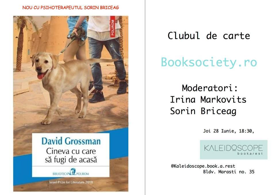 Club de carte Booksociety.ro