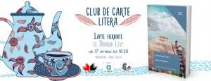 """Club de carte Litera #46: """"Lapte fierbinte"""", de Deborah Levy"""