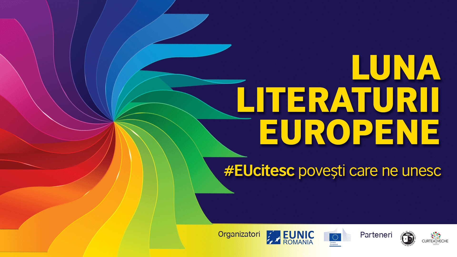 EUcitesc | Luna Literaturii Europene