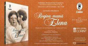 """Lansare """"Regina-mamă Elena"""" la București"""
