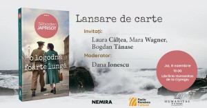 """Lansare de carte: """"O logodnă foarte lungă"""", Sébastien Japrisot"""