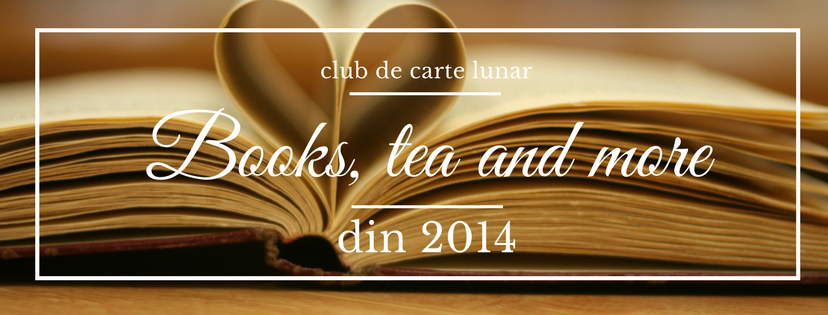 "Books, tea & more. ""Trei etaje"""