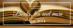 "Books, tea & more. ""Trei etaje"""