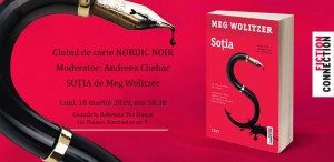 """Clubul de carte Nordic Noir: """"Soția"""", de Meg Wolitzer"""