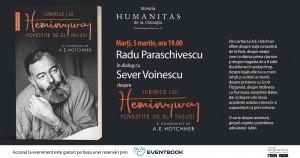"""Despre """"Iubirile lui Hemingway"""""""