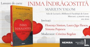 """""""Inima îndrăgostită"""", lansare de carte"""