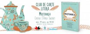 """Club de carte Litera #52: """"Moștenitorii"""", de Cynthia D'Aprix Sweeney"""