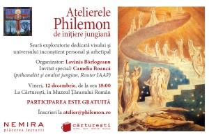 Al doilea Atelier Philemon – dedicat inconştientului personal şi arhetipal