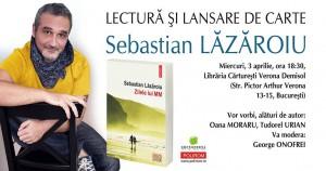 """Sebastian Lăzăroiu despre """"Zilele lui MM"""" la Bucureşti"""