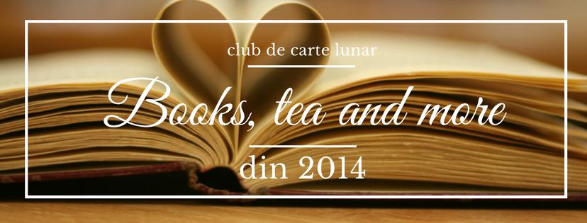 """Books, tea & more. """"O formă de viață necunoscută"""", de Andreea Răsuceanu"""