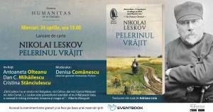"Lansare ""Pelerinul vrăjit"", de Nikolai Leskov"