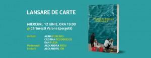 """Lansare """"Povești de dragoste și neputință"""", de Dan Pleșa"""