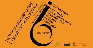 6 atmosfere | întâlniri lunare cu prozatori contemporani