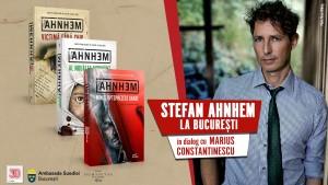 Stefan Ahnhem la București
