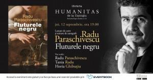 """Despre """"Fluturele negru"""" cu Radu Paraschivescu și invitații săi"""