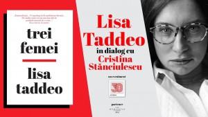Lisa Taddeo la București