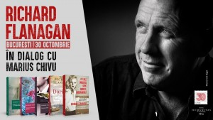 Richard Flanagan la București