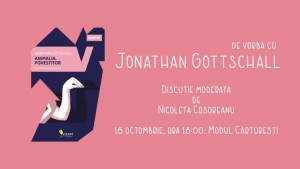 De vorbă cu Jonathan Gottschall