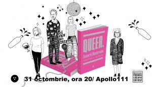"""Queer. Istorii ilustrate"" 