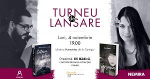 Turneu de lansare București - Flavius Ardelean & Ana Donțu