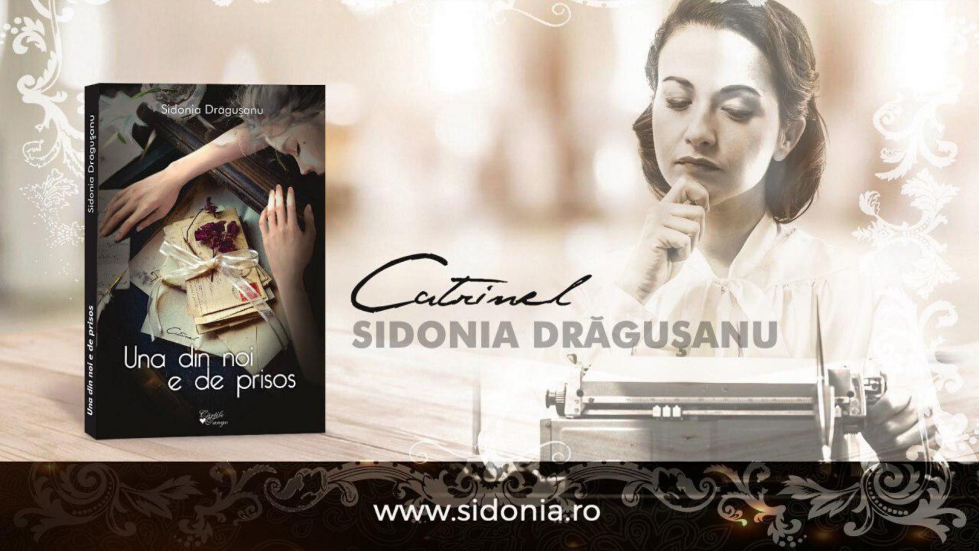 """""""Una din noi e de prisos"""" - lansare de carte - Sidonia Drăgușanu"""