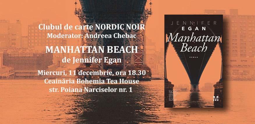 "Clubul de carte Nordic Noir: ""Manhattan Beach"", de Jennifer Egan"