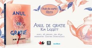 "Club de carte Litera #62: "" Anul de grație"", de Kim Liggett"