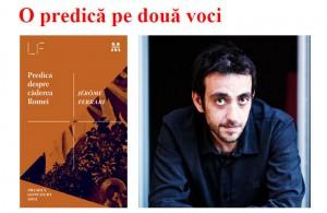 Lansare de carte și sesiune de autografe, Jérôme Ferrari