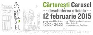 Cărtureşti Carusel: deschiderea oficială
