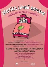 Erotica limbii române. Ateliere pentru adulți cu Diacritica