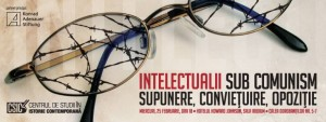 Dezbaterile CSIC: Intelectualii sub comunism