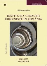 """""""Instituția cenzurii comuniste în documente"""" - lansare de carte"""