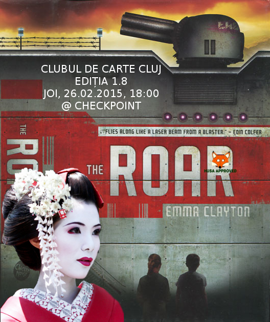 Clubul de Carte Cluj, ediția nr. 1.8