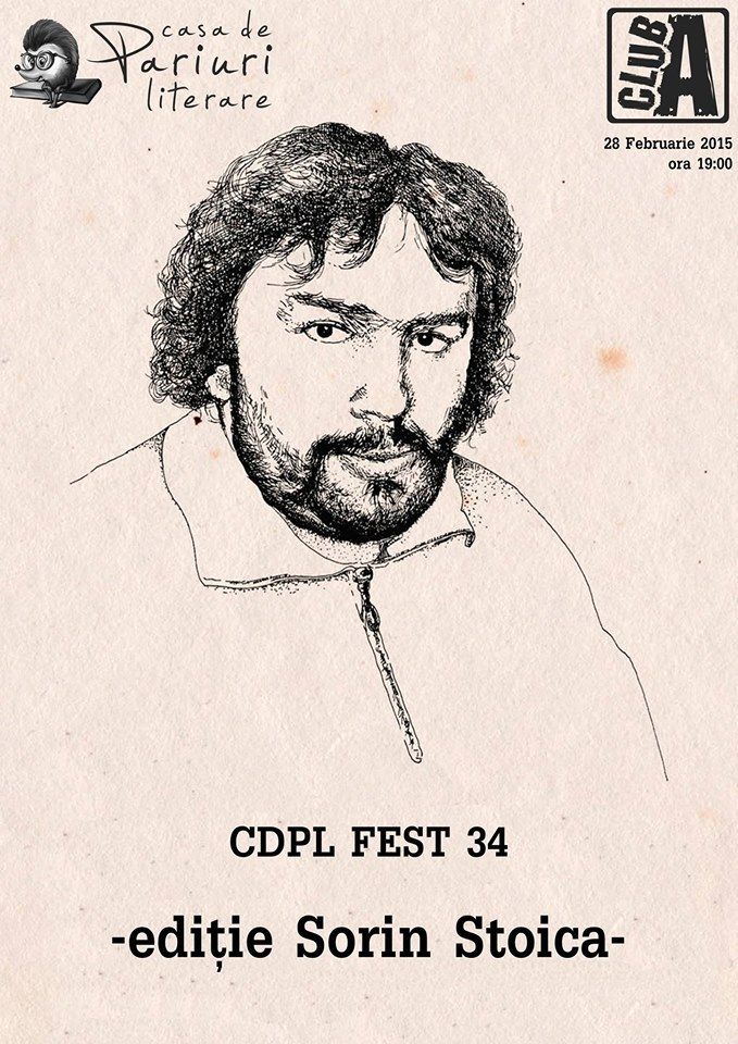 CDPL FEST 34 - Ediție Sorin Stoica