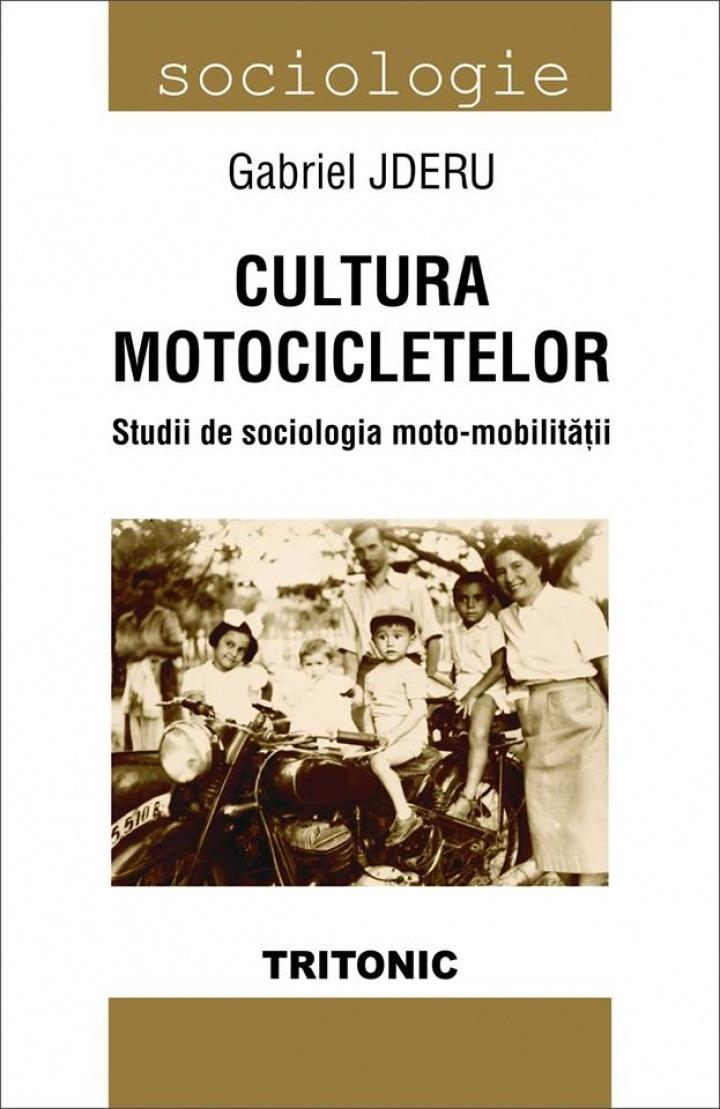 """Lansare """"Cultura motocicletelor"""""""