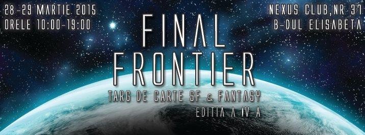 Final Frontier 2015