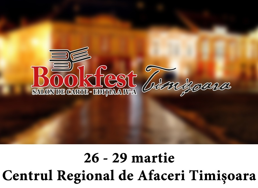 Bookfest Timișoara 2015