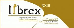 Primăvara cărților la Iași: LIBREX 2015