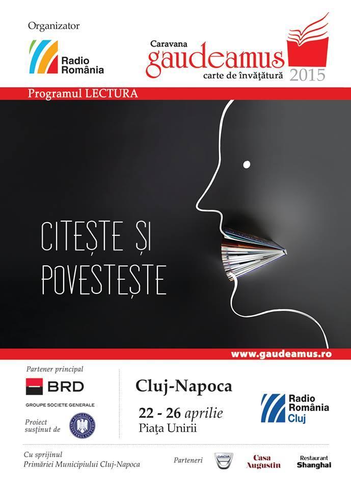 Târgul GAUDEAMUS Cluj-Napoca 2015