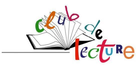 Marque Page, Club de lecture en français