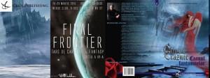 """Discuţii literare cu scriitorul Oliviu Crâznic la Târgul de carte """"Final Frontier"""""""