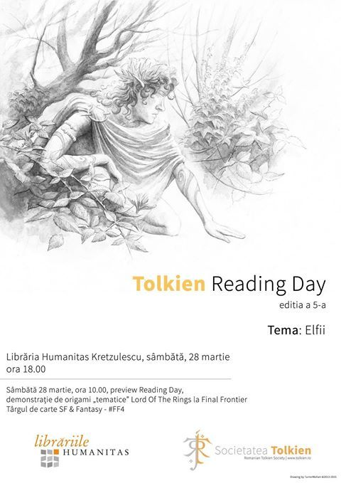 Tolkien Reading Day V