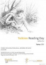 Tolkien Reading Day V