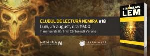 Clubul de lectură Nemira nr. 18
