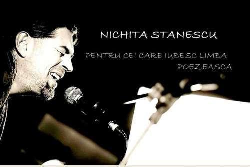 Spectacol de muzică și poezie dedicat lui Nichita Stănescu