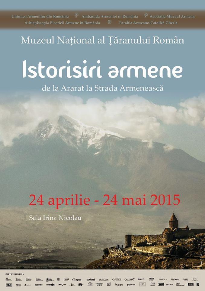 Istorisiri armene. De la Ararat la Strada Armenească